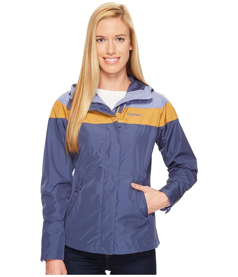 Marmot - Roam Jacket (Monsoon/Dusty Denim) Women's Jacket