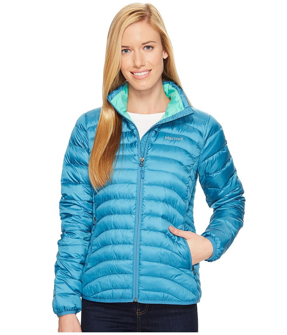 Marmot - Aruna Jacket (Slate Blue) Women's Coat