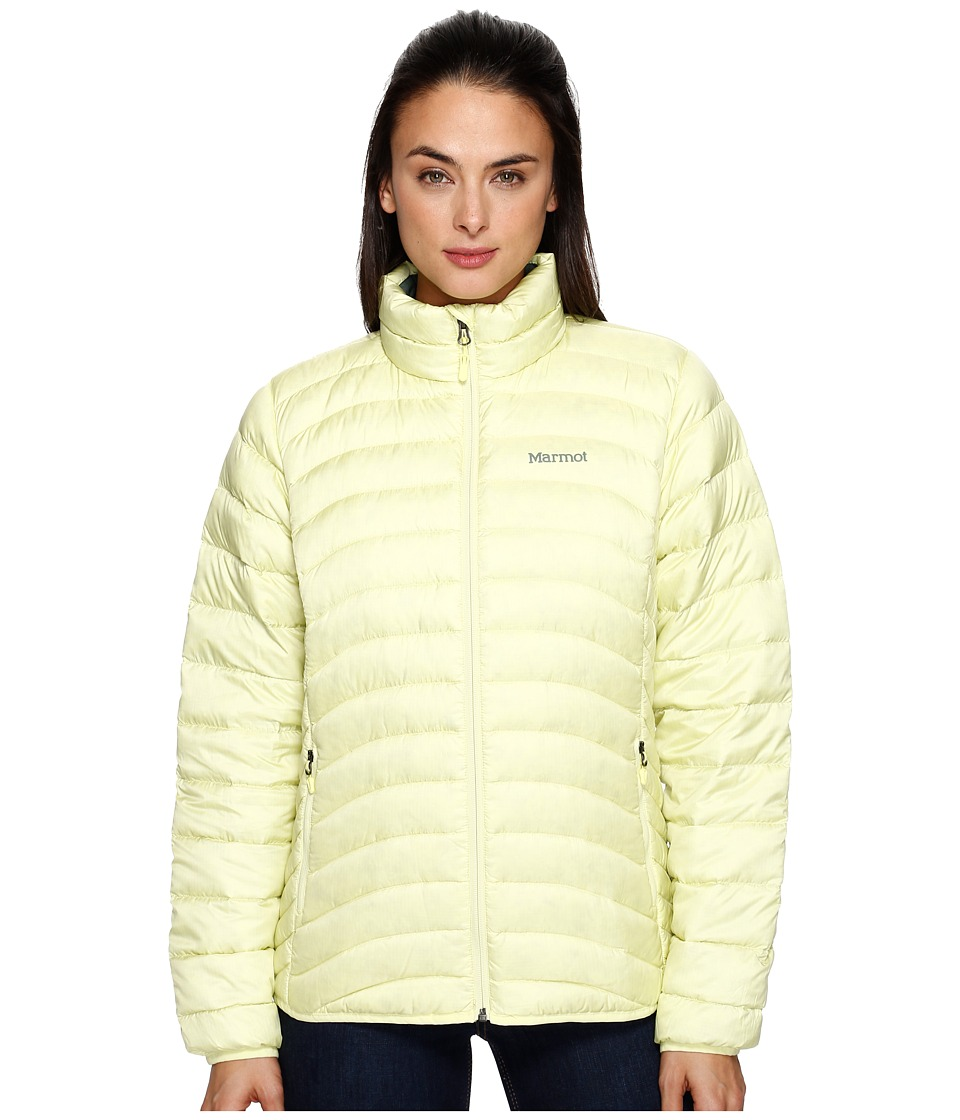 Marmot - Aruna Jacket (Sunny Lime) Women's Coat