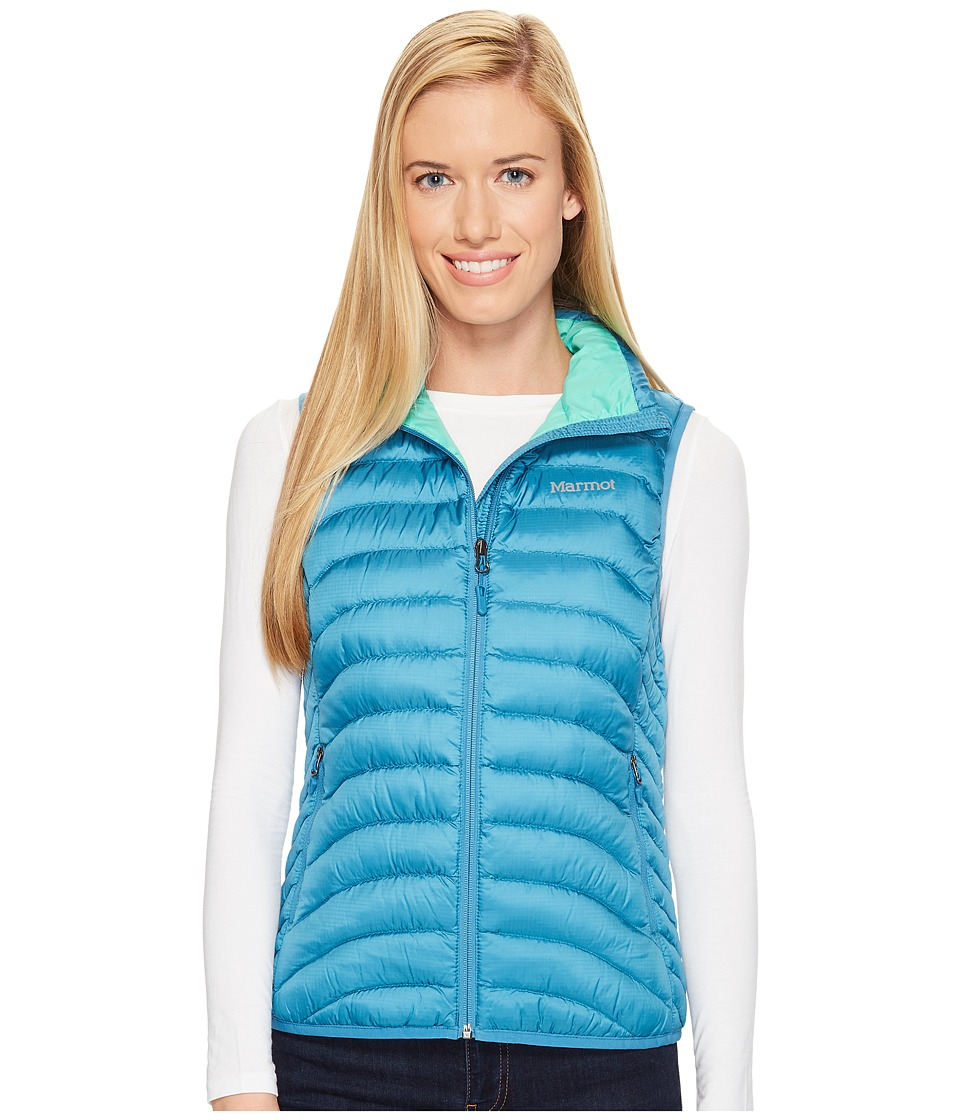 Marmot - Aruna Vest (Slate Blue) Women's Vest