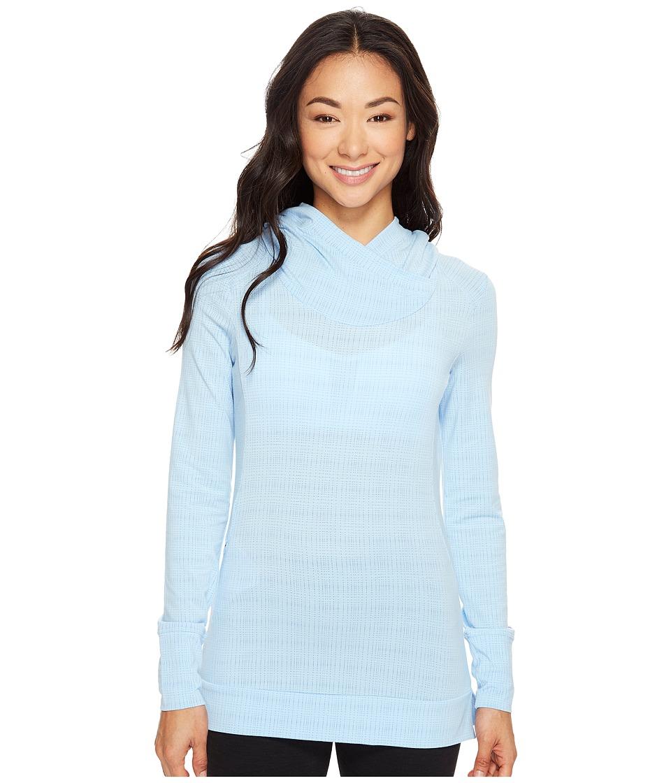 Marmot - Tallac Hoodie (Blue Bell) Women's Sweatshirt