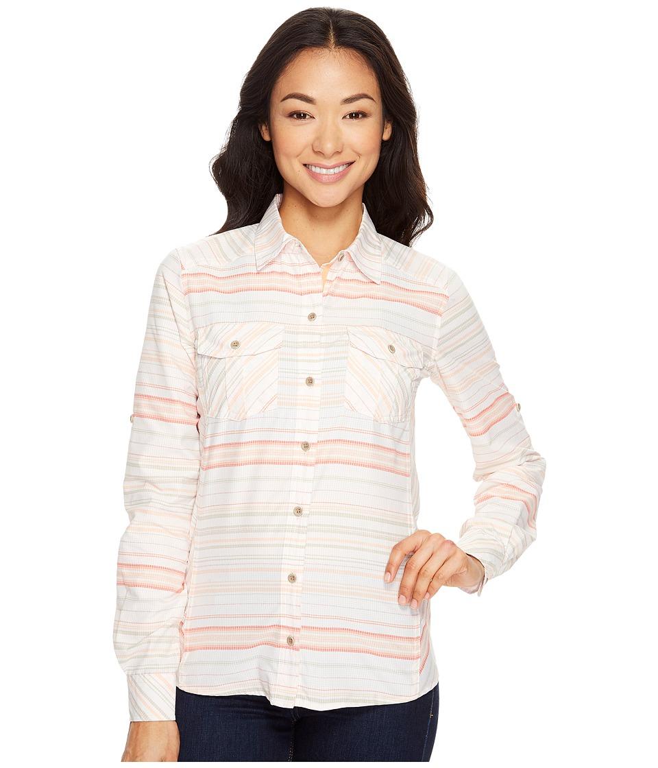 Marmot - Lillian Long Sleeve (Pink Lemonade) Women's Long Sleeve Button Up