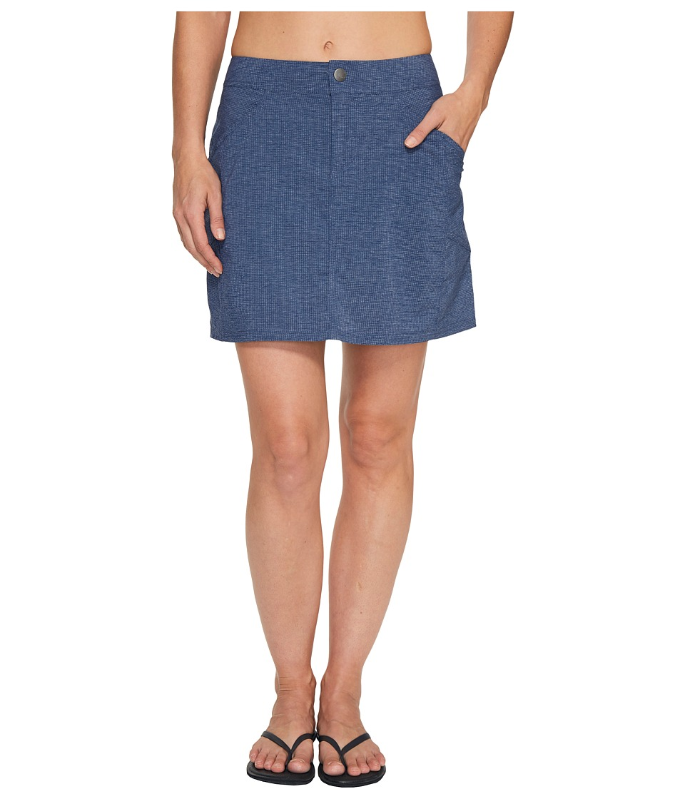 Marmot - Mari Skort (Arctic Navy Heather) Women's Skort