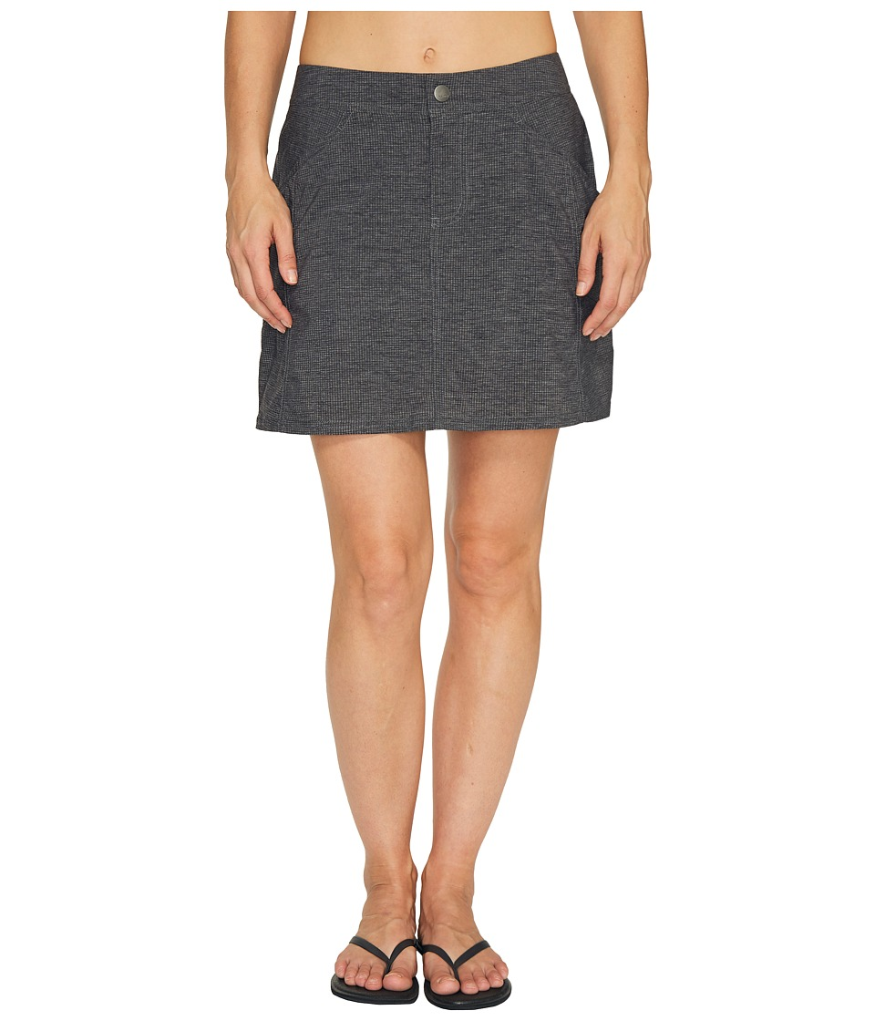 Marmot - Mari Skort (Black Heather) Women's Skort