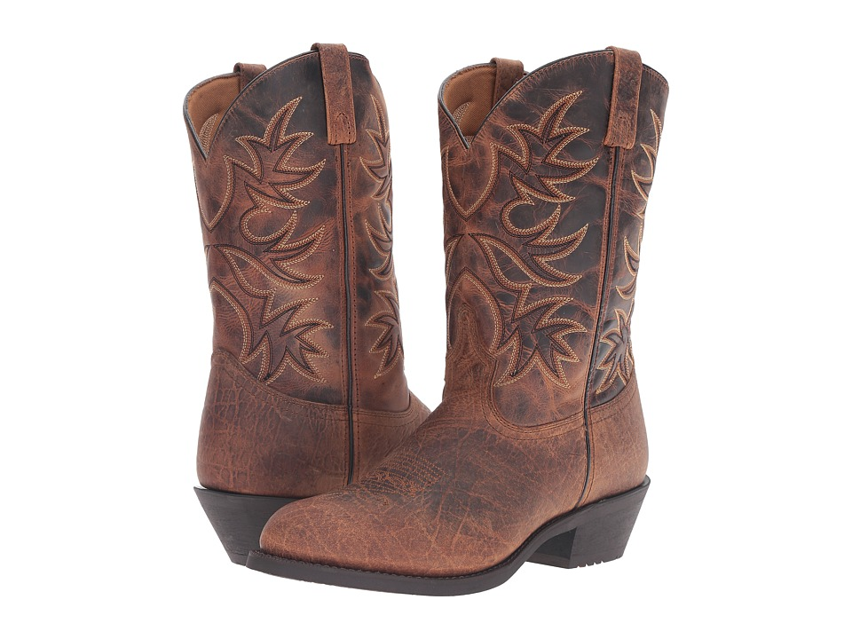 Laredo - Mason (Rust/Copper) Cowboy Boots
