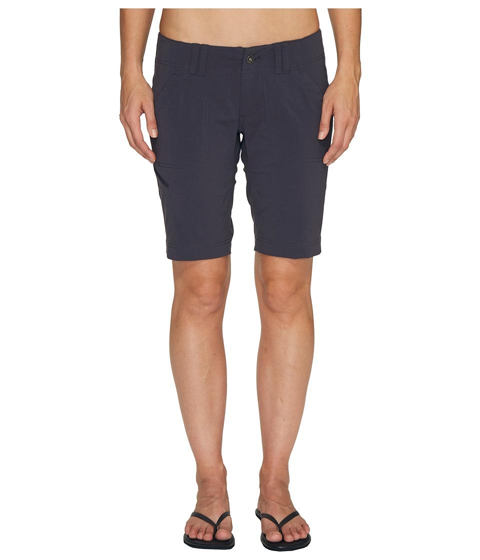 Marmot - Lobo's Short (Dark Charcoal) Women's Shorts