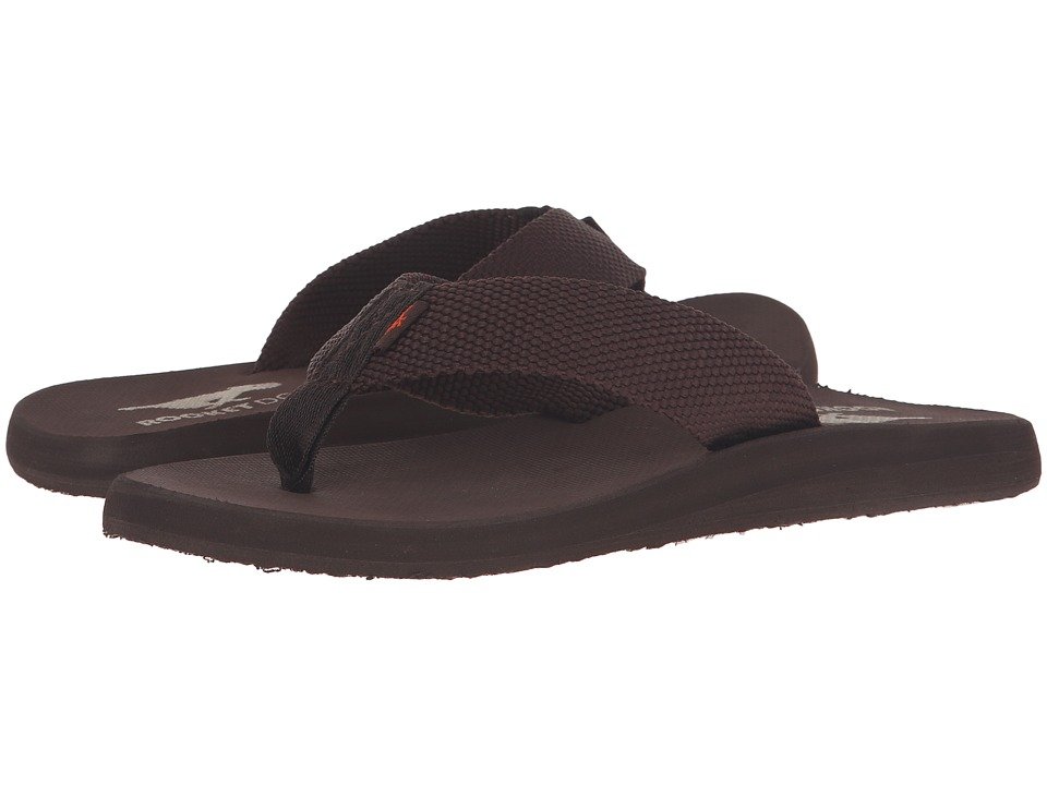 Rocket Dog - Nina (Tribal Brown Webbing 2) Women's Sandals