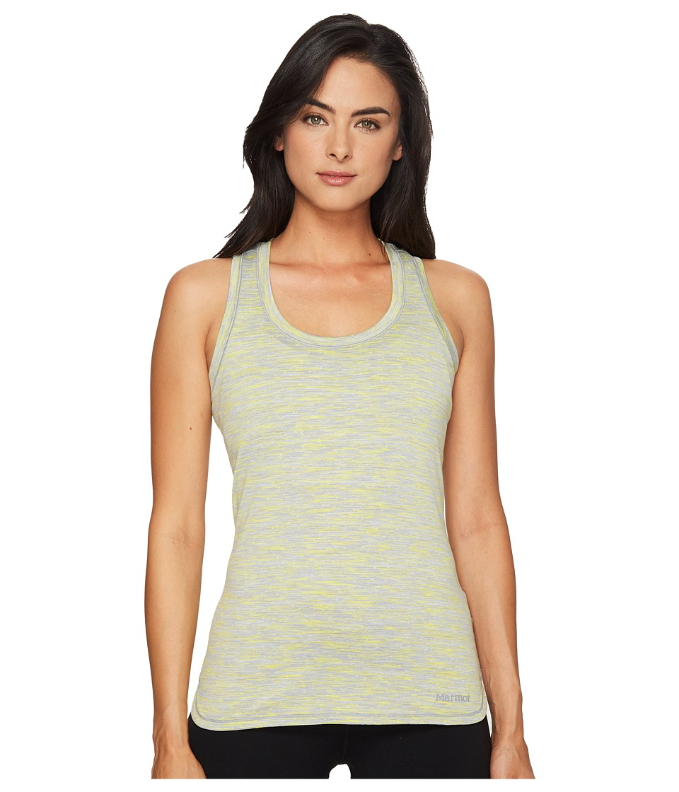 Marmot - Elana Tank Top (Bright Steel) Women's Sleeveless