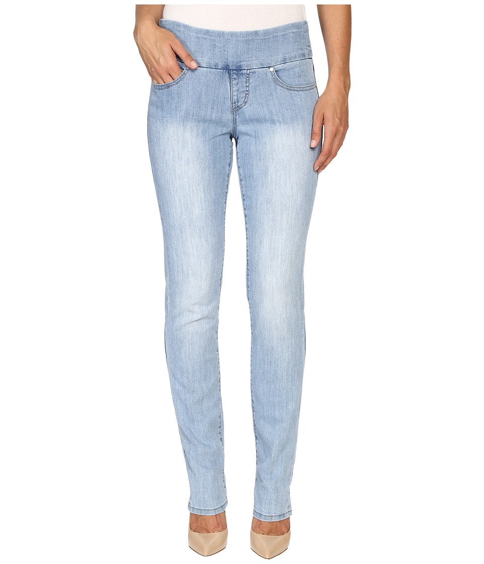 Jag Jeans - Peri Pull-On Straight Comfort Denim Jeans in Southern Sky (Southern Sky) Women's Jeans