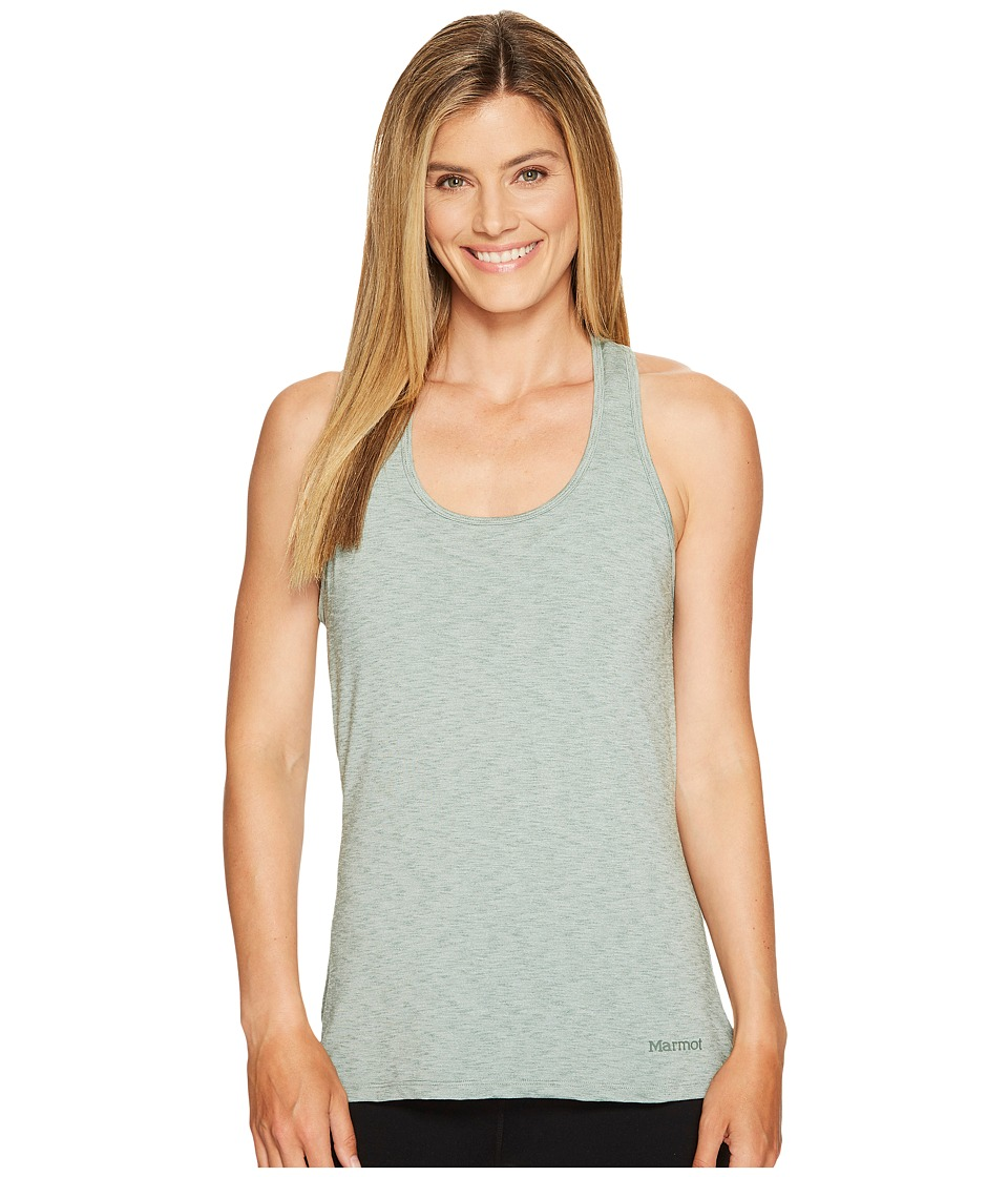 Marmot - Emily Tank Top (Frost Heather) Women's Sleeveless