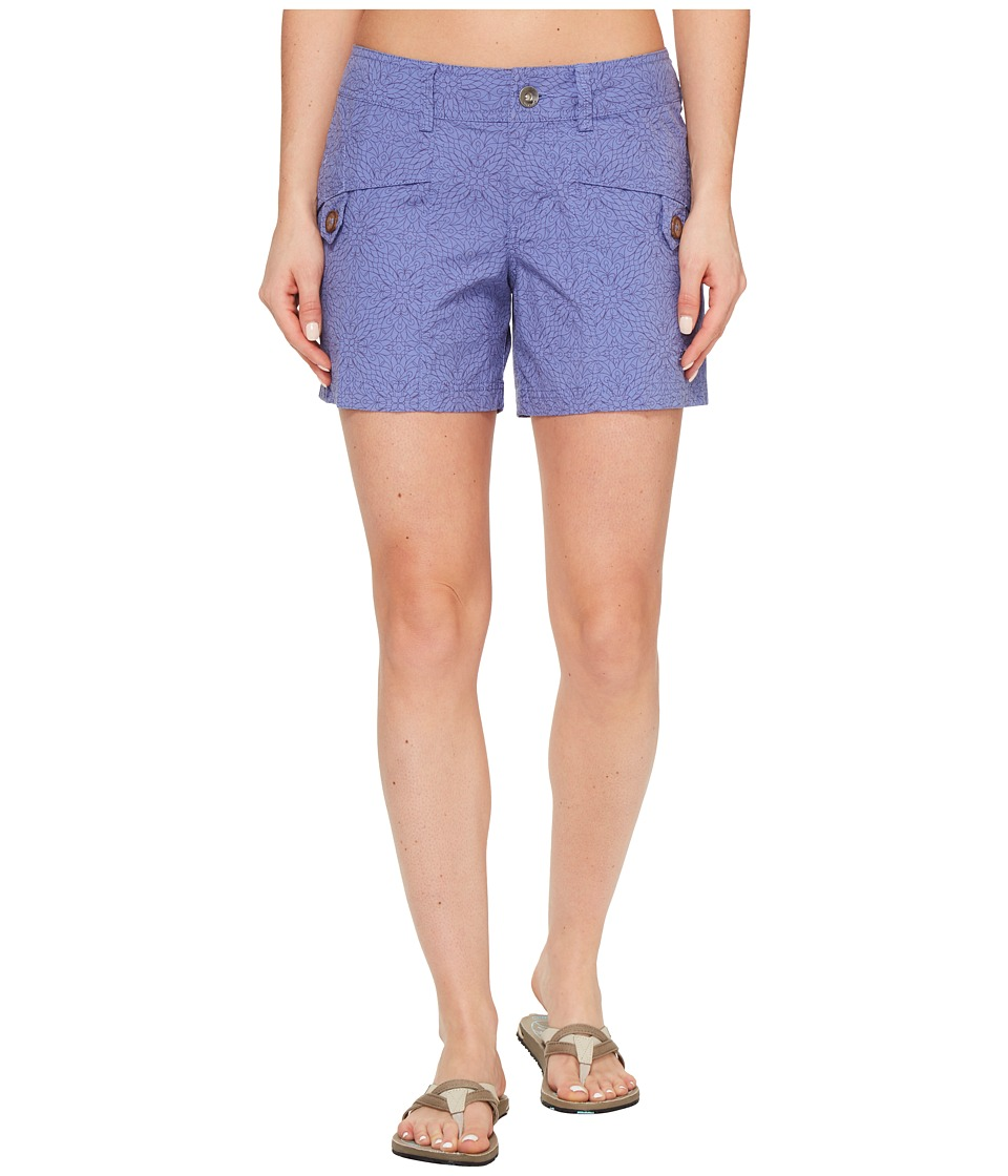 Marmot - Ginny Short (Dusty Denim Barcelona) Women's Shorts