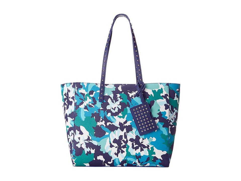 Nine West - Forina Medium Tote (Ultramarine) Tote Handbags