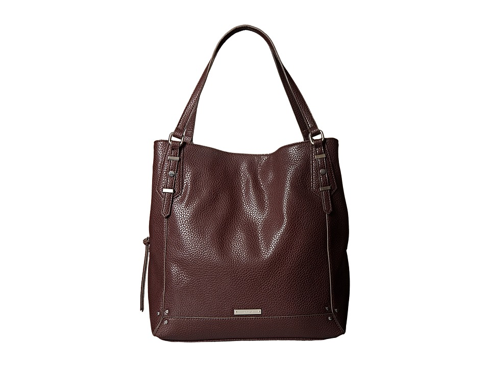 Nine West - New Frontier Tote (Garnet) Tote Handbags