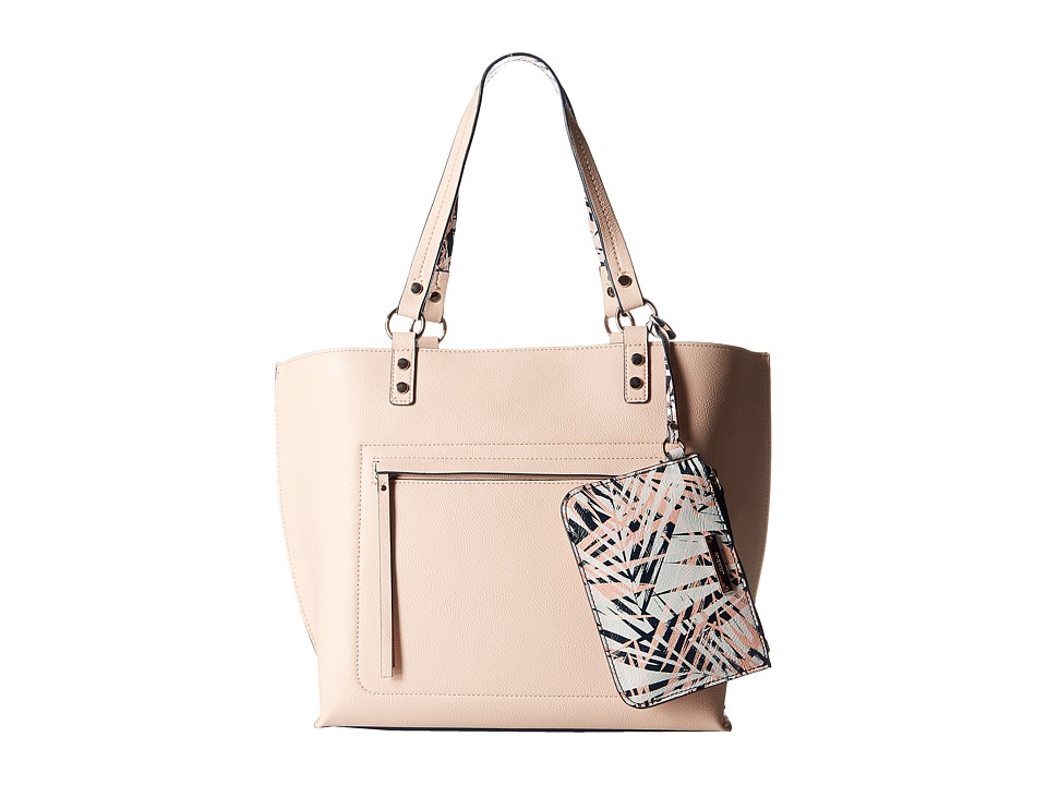 Nine West - Dree Large Tote (Cameo Rose) Tote Handbags