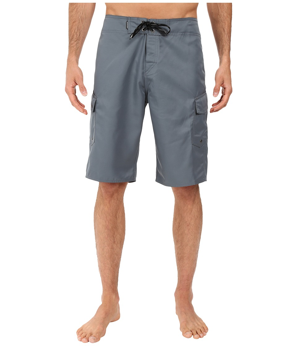 Quiksilver - Manic 22 Boardshorts (Stormy Weather) Men's Swimwear