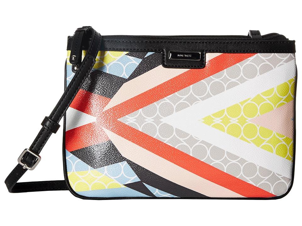 Nine West - Mesa Crossbody (Multi) Cross Body Handbags