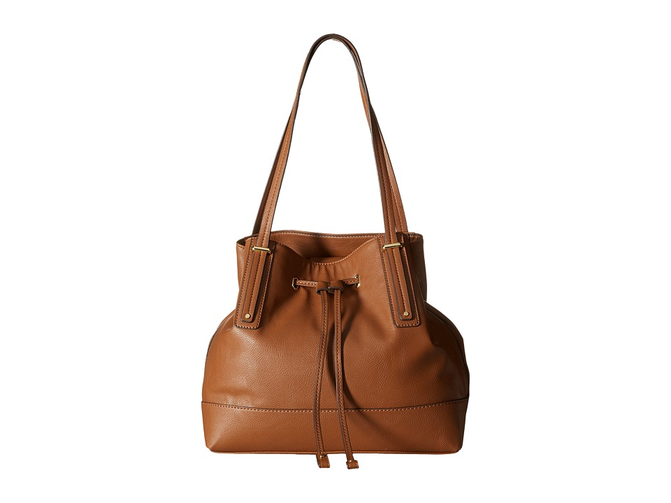 Nine West - Tipping Point Medium Shoulder Bag (Tobacco) Shoulder Handbags