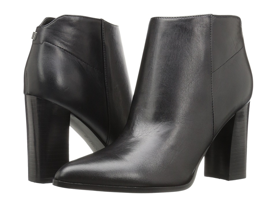 Ivanka Trump - Carver 2 (Black Leather) Women's Boots