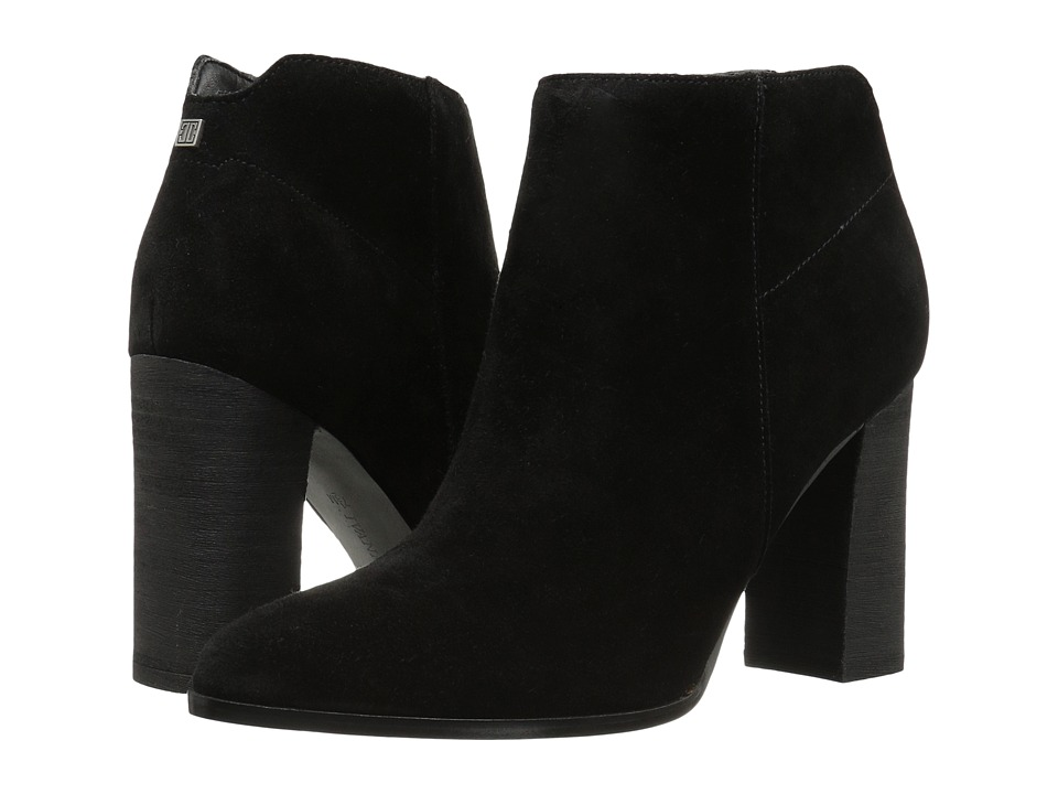 Ivanka Trump - Carver (Black Suede) Women's Boots