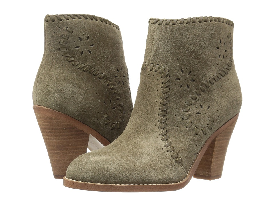 Ivanka Trump - Mandel (Medium Green) Women's Boots