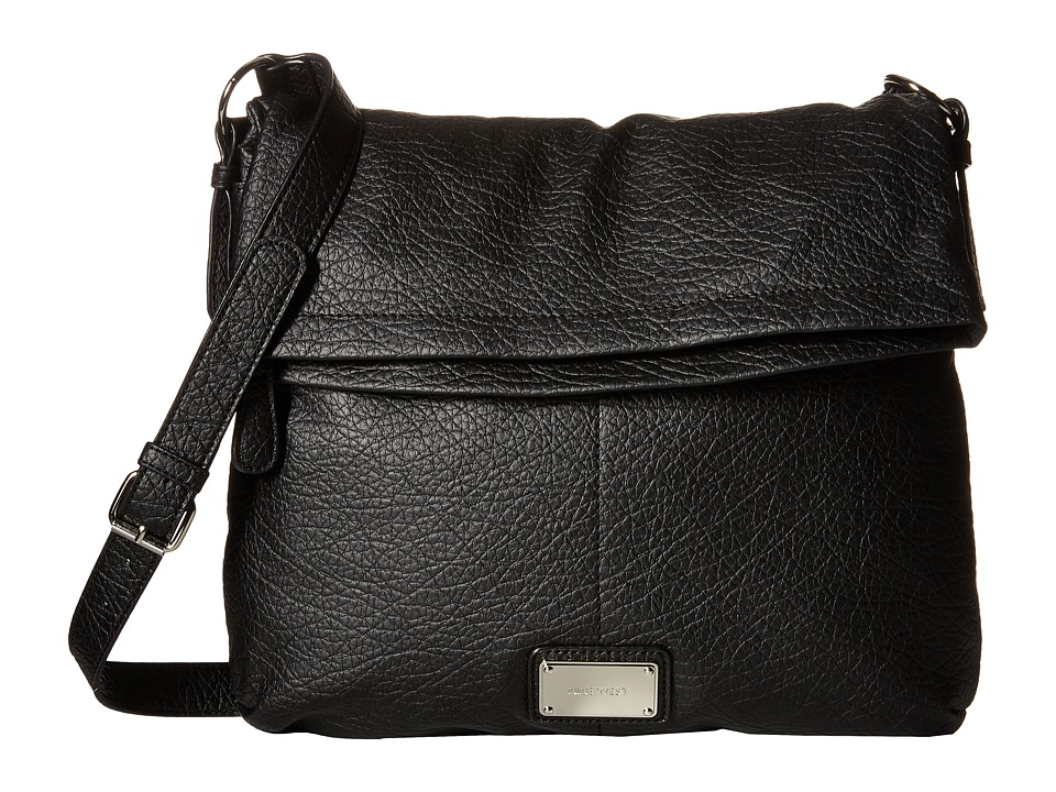 Nine West - Indio Crossbody (Black) Cross Body Handbags