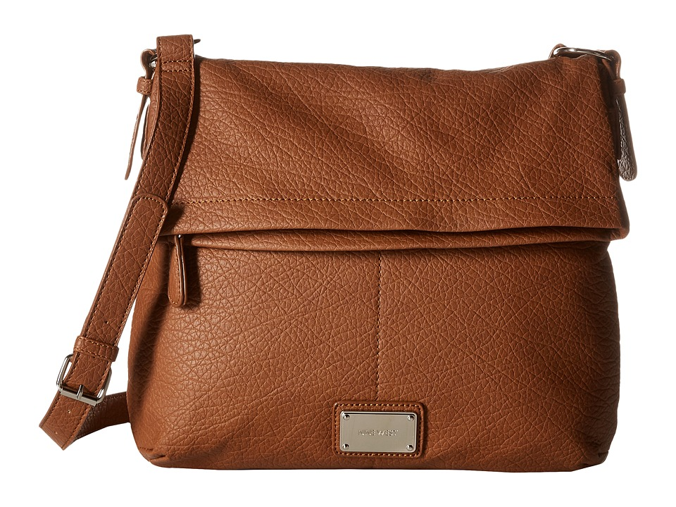 Nine West - Indio Crossbody (Tobacco) Cross Body Handbags