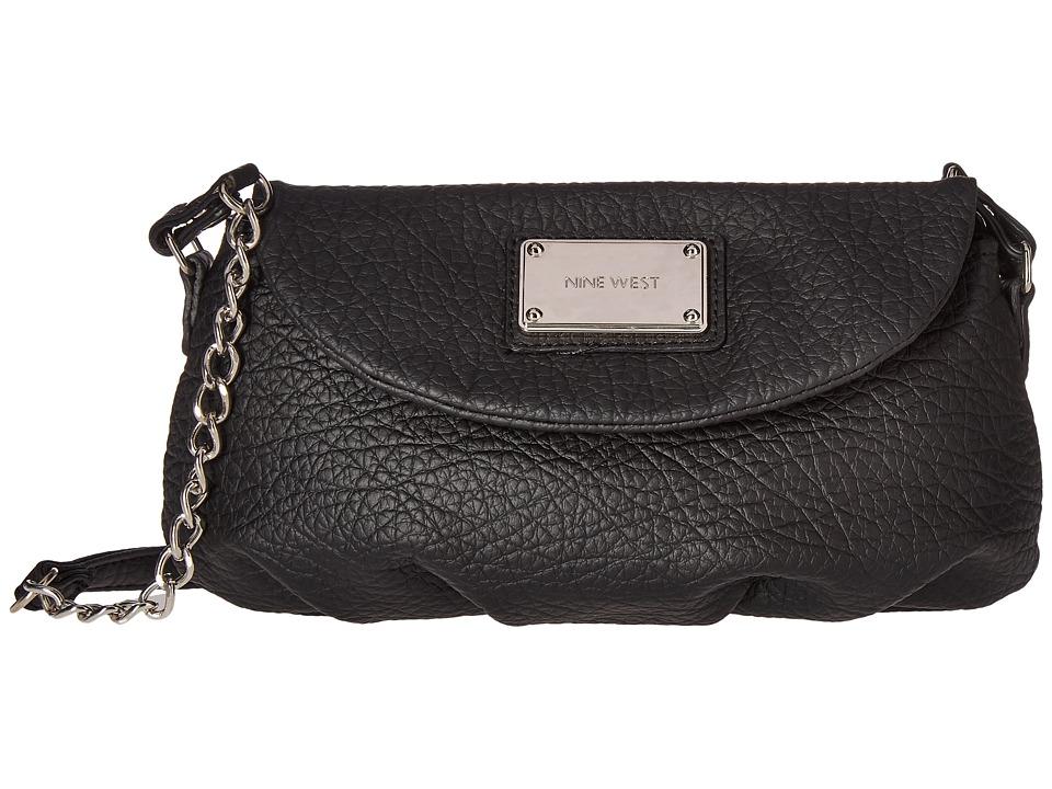 Nine West - Archie Crossbody (Black) Cross Body Handbags