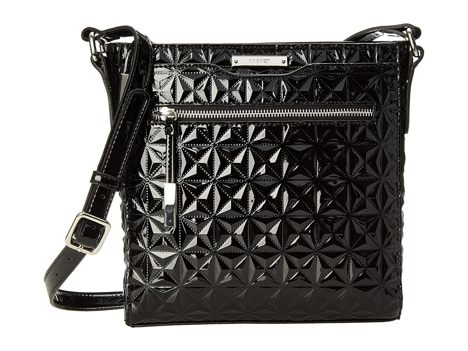 Nine West - Sasha Crossbody (Black) Cross Body Handbags