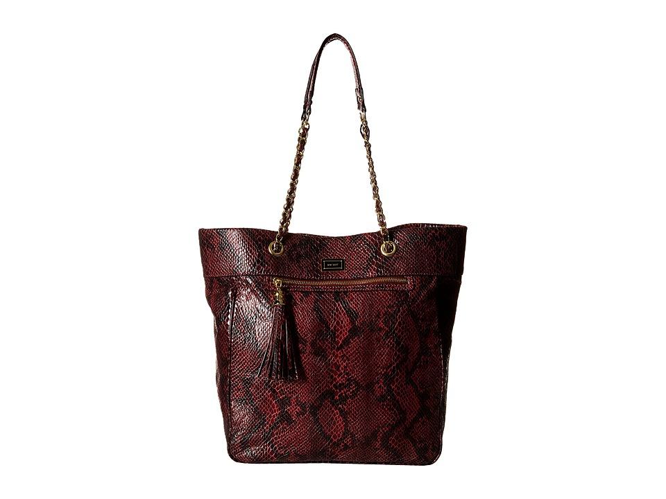 Nine West - Caroline Tote (Crasin) Tote Handbags