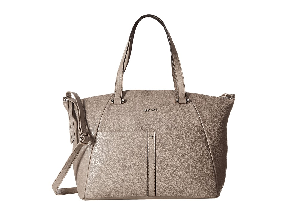 Nine West - Pockets A Plenty Convertible Satchel (Elm/Elm) Satchel Handbags