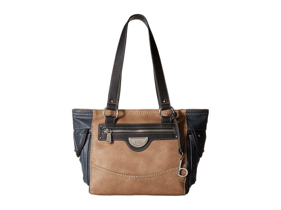 b.o.c. - Fairview Tote (Charcoal Multi) Tote Handbags
