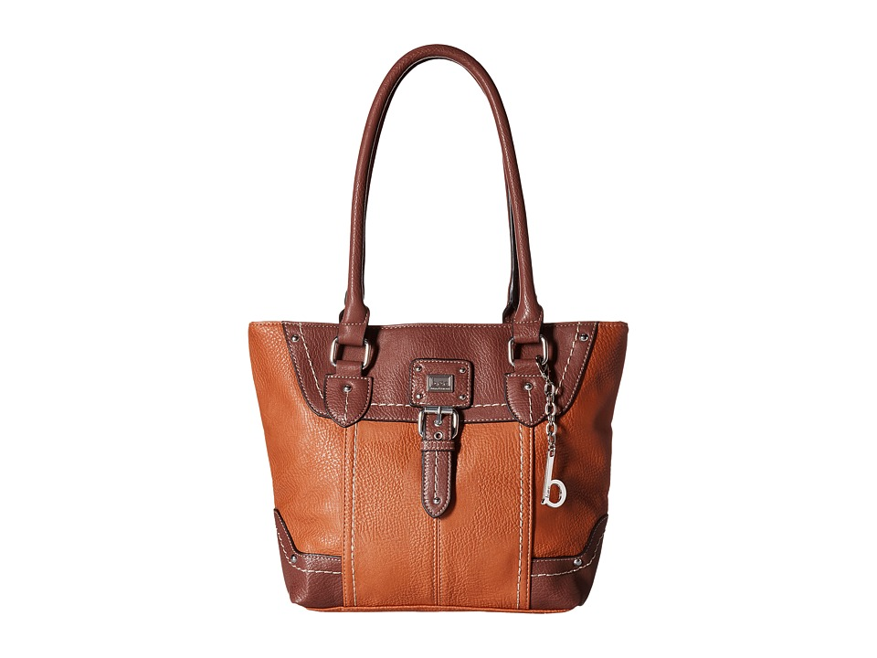 b.o.c. - Crawford Tote (Saddle/Chocolate) Tote Handbags