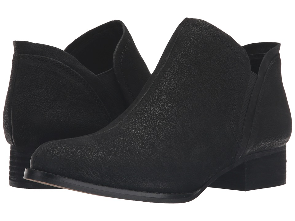 Vince Camuto - Carlal (Black Silk) Women's Boots