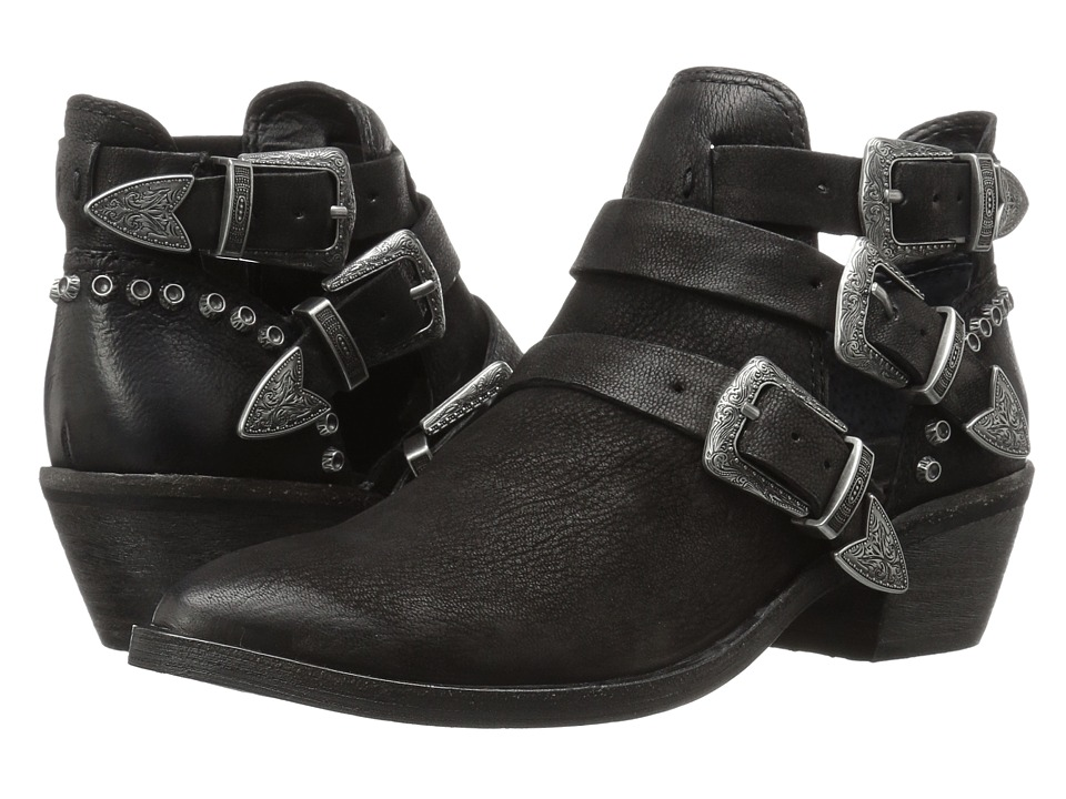 Dolce Vita - Spur (Black Nubuck) Women's Shoes
