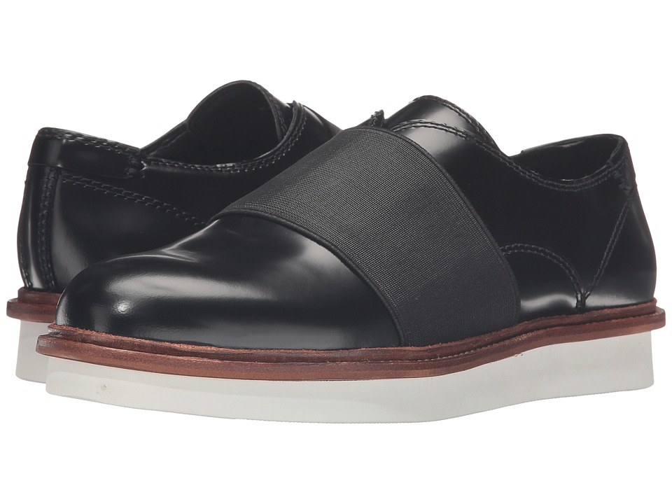 Dolce Vita - Saxon (Black Leather) Women's Shoes