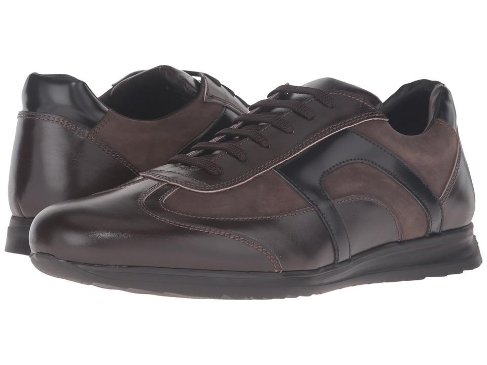 BUGATCHI - Como Sneaker - CK502 (Mogano) Men's Shoes