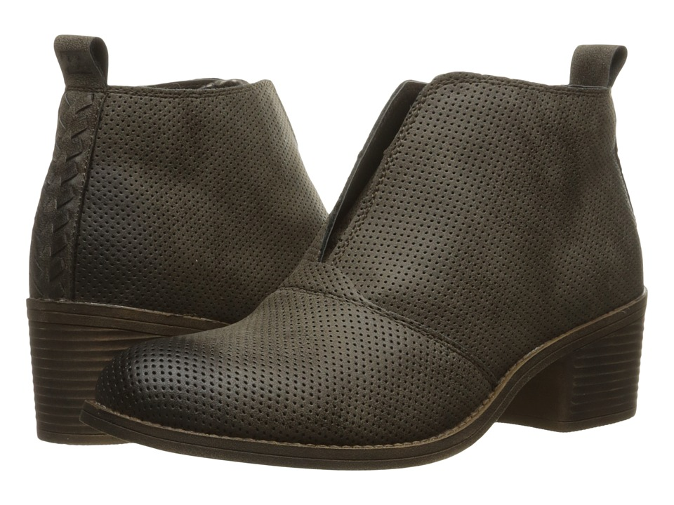 Billabong - Eccentric Youth (Espresso) Women's Zip Boots