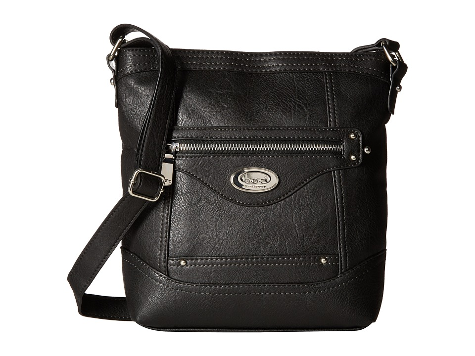b.o.c. - Dorval Power Bank Crossbody (Black) Cross Body Handbags