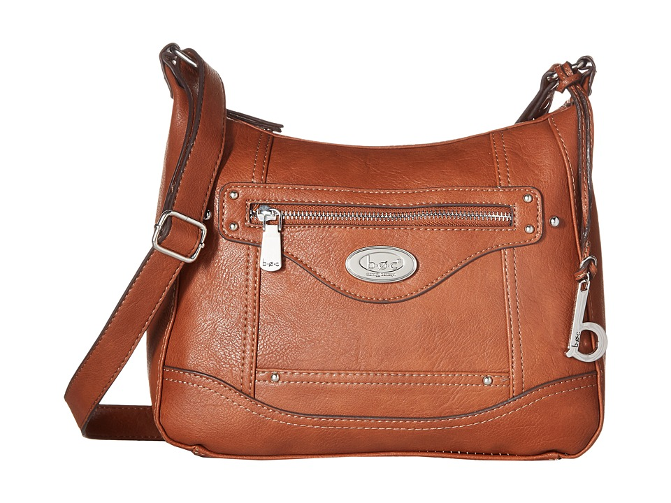 b.o.c. - Dorval Power Bank Crossbody (Saddle) Cross Body Handbags