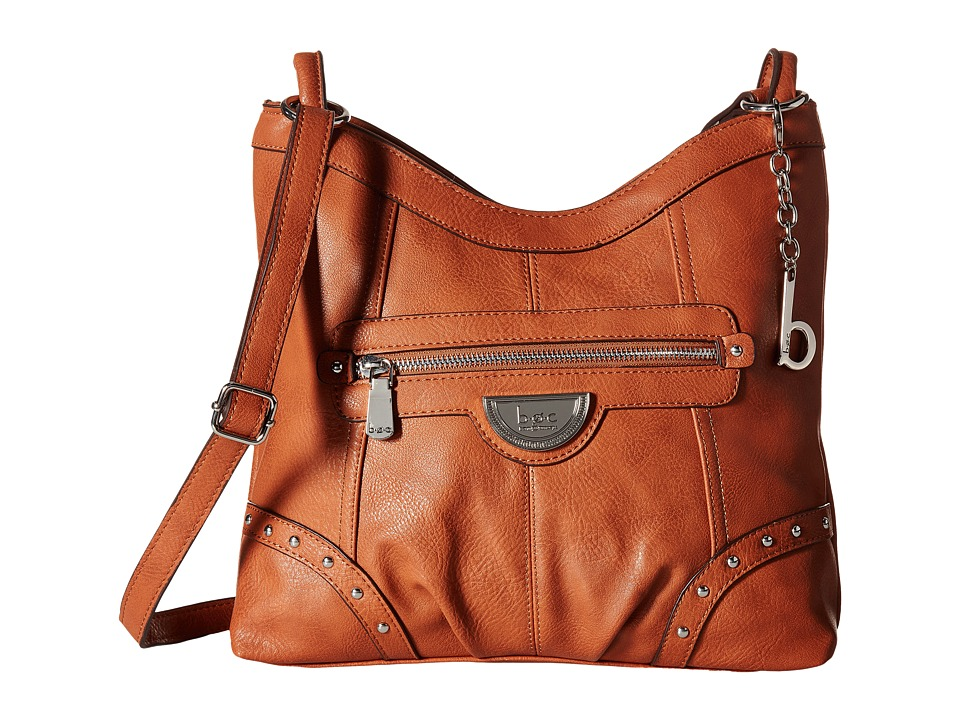 b.o.c. - Aurora Crossbody (Saddle) Cross Body Handbags