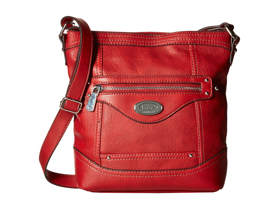 b.o.c. - Dorval Power Bank Crossbody (Pimento) Cross Body Handbags