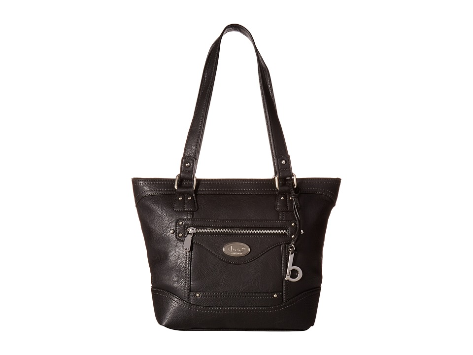 b.o.c. - Dorval Power Bank Tote (Black) Tote Handbags