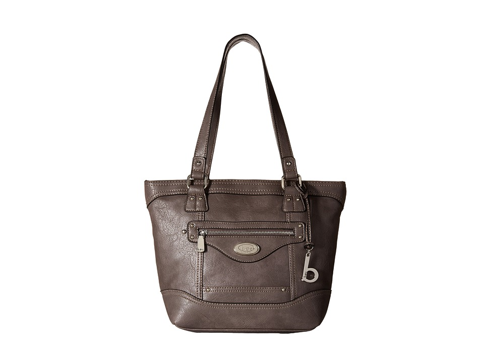 b.o.c. - Dorval Power Bank Tote (Charcoal) Tote Handbags