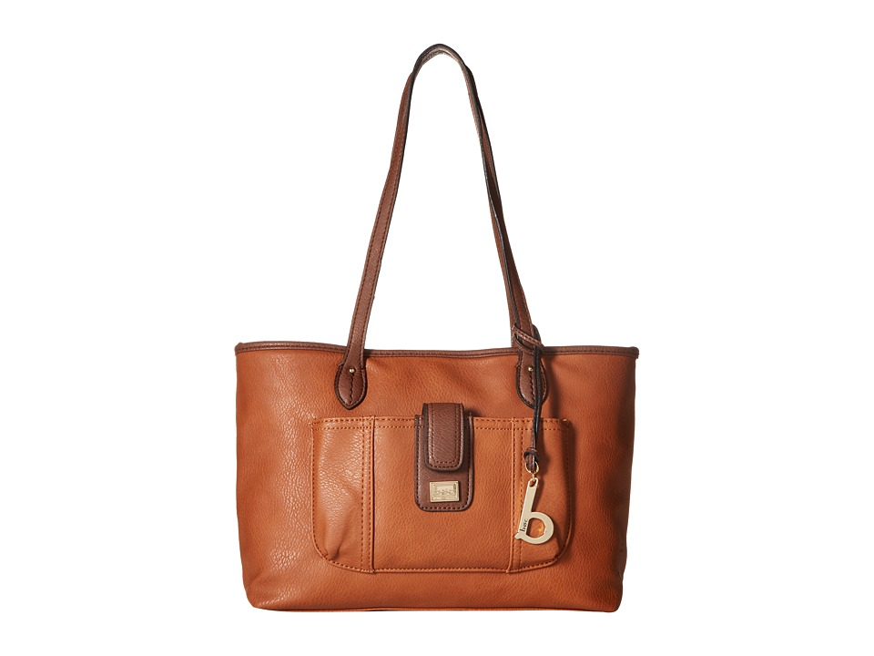 b.o.c. - Merrimac Tote (Saddle/Walnut) Tote Handbags