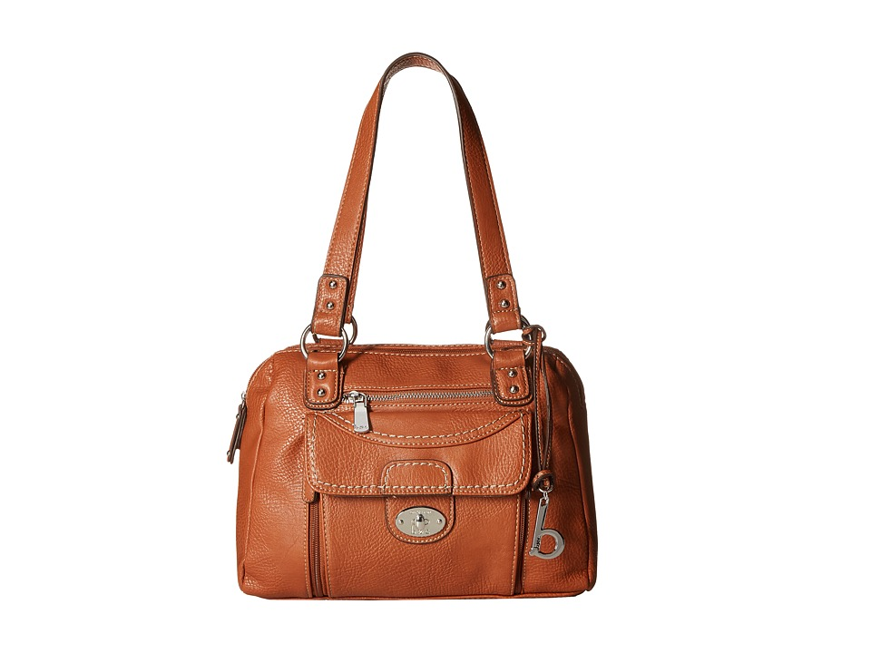 b.o.c. - Waltham Satchel (Saddle) Satchel Handbags