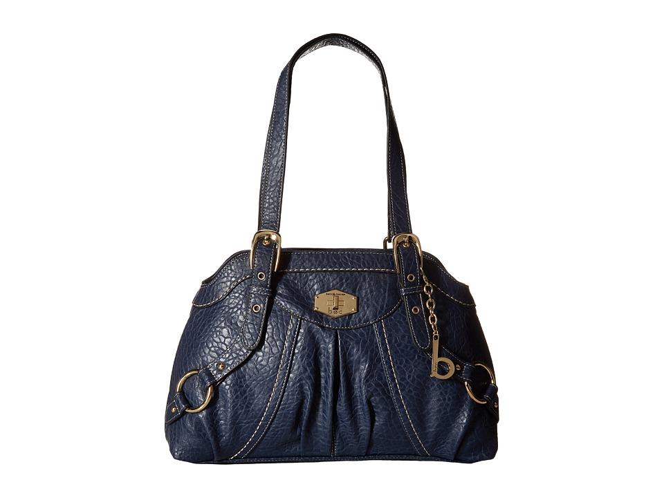 b.o.c. - Cascadia Satchel (Midnight) Satchel Handbags
