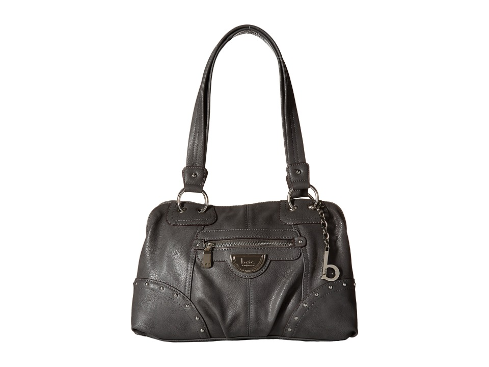 b.o.c. - Aurora Satchel (Charcoal) Satchel Handbags