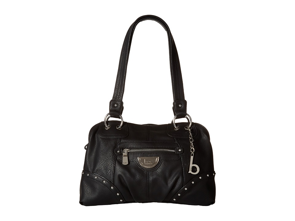 b.o.c. - Aurora Satchel (Black) Satchel Handbags