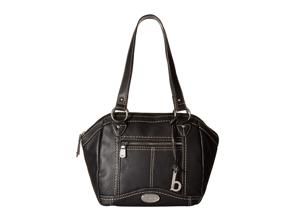 b.o.c. - Bancroft Satchel (Black) Satchel Handbags