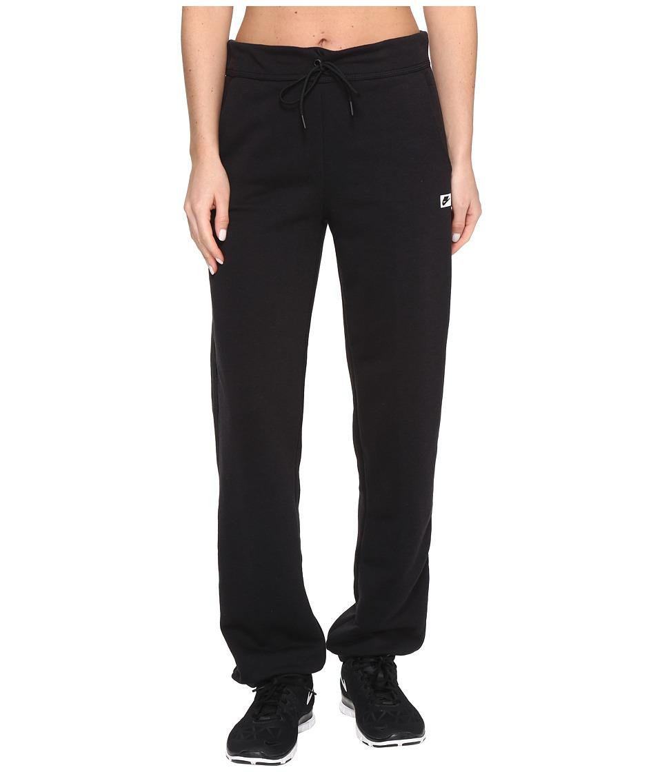 Nike - Sportswear Modern Loose Pant (Black/Black) Women's Casual Pants